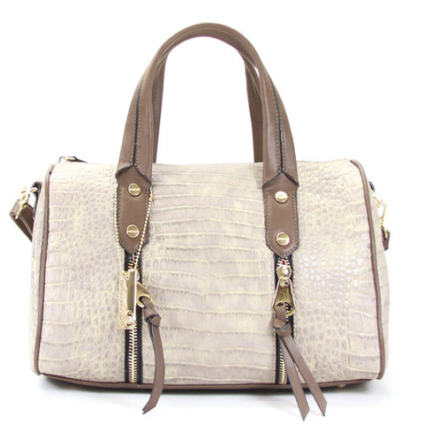Robert Matthew Sienna Tote - Stone - Robert Matthew Handbags and Fashion
