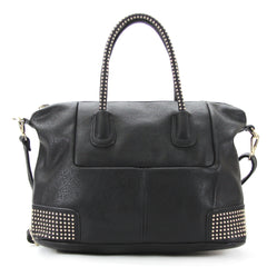 Robert Matthew Nina Tote - Black - Robert Matthew Handbags and Fashion