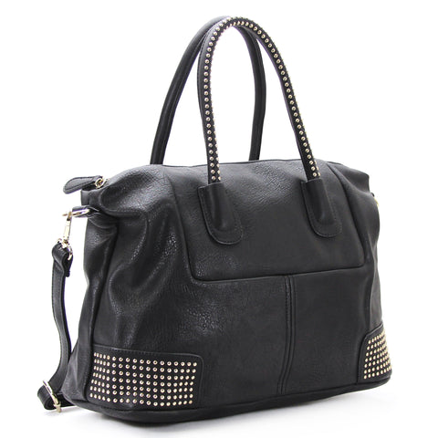 Robert Matthew Nina Tote - Black
