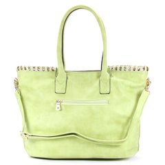 Robert Matthew Penelope Tote - Light Sage