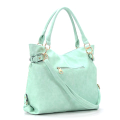 Robert Matthew Rosie Hobo Tote Bag - Mint - Robert Matthew  - 2