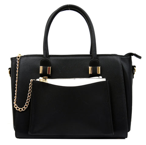 Robert Matthew Paige Tote - Black
