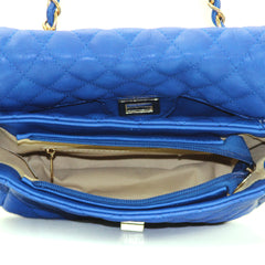 Robert Matthew Bella Crossbody Shoulder Bag - Cobalt Blue