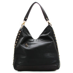 Robert Matthew Mckenzie Shoulder Bag - Black - Robert Matthew Handbags and Fashion