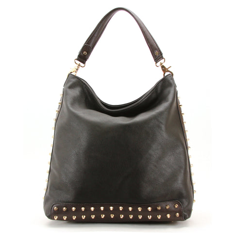 Robert Matthew Mckenzie Shoulder Bag - Black