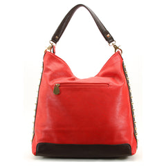 Robert Matthew Mckenzie Shoulder Bag - Red - Robert Matthew  - 4
