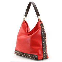 Robert Matthew Mckenzie Shoulder Bag - Red - Robert Matthew  - 3
