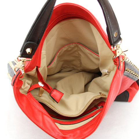 Robert Matthew Mckenzie Shoulder Bag - Red