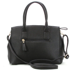 Robert Matthew Hailey Tote - Black