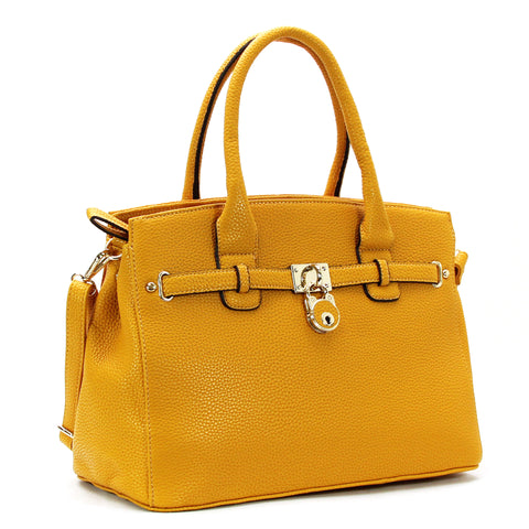 Robert Matthew Hailey Tote - Dijon