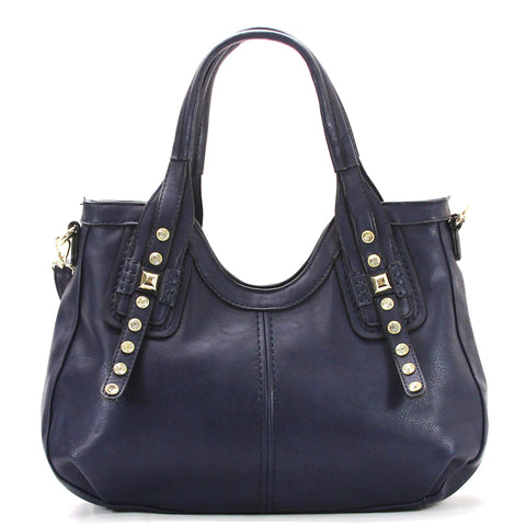 Robert Matthew Emma Tote - Midnight Blue