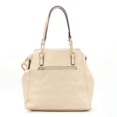 Robert Matthew Harper Tote - Cream