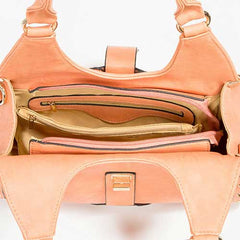 Robert Matthew Stella Satchel Tote - Sunset - Robert Matthew  - 2