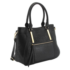 Robert Matthew Samantha Tote - Black
