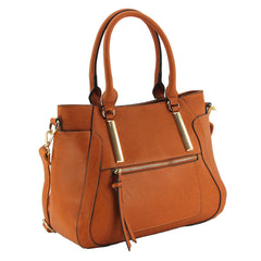 Robert Matthew Samantha Tote - Saddle