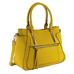 Robert Matthew Samantha Tote - Yellow
