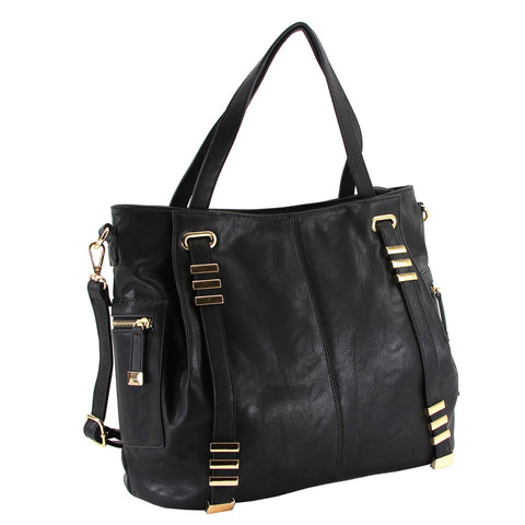Robert Matthew Grace Tote - Black