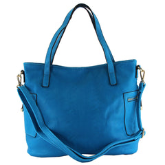 Robert Matthew Grace Tote - Cobalt Blue