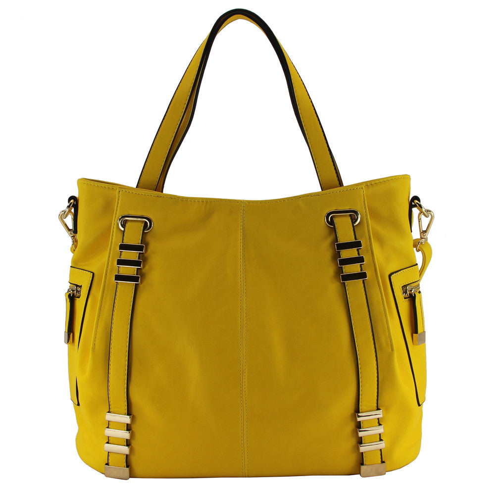 Robert Matthew Grace Tote - Yellow