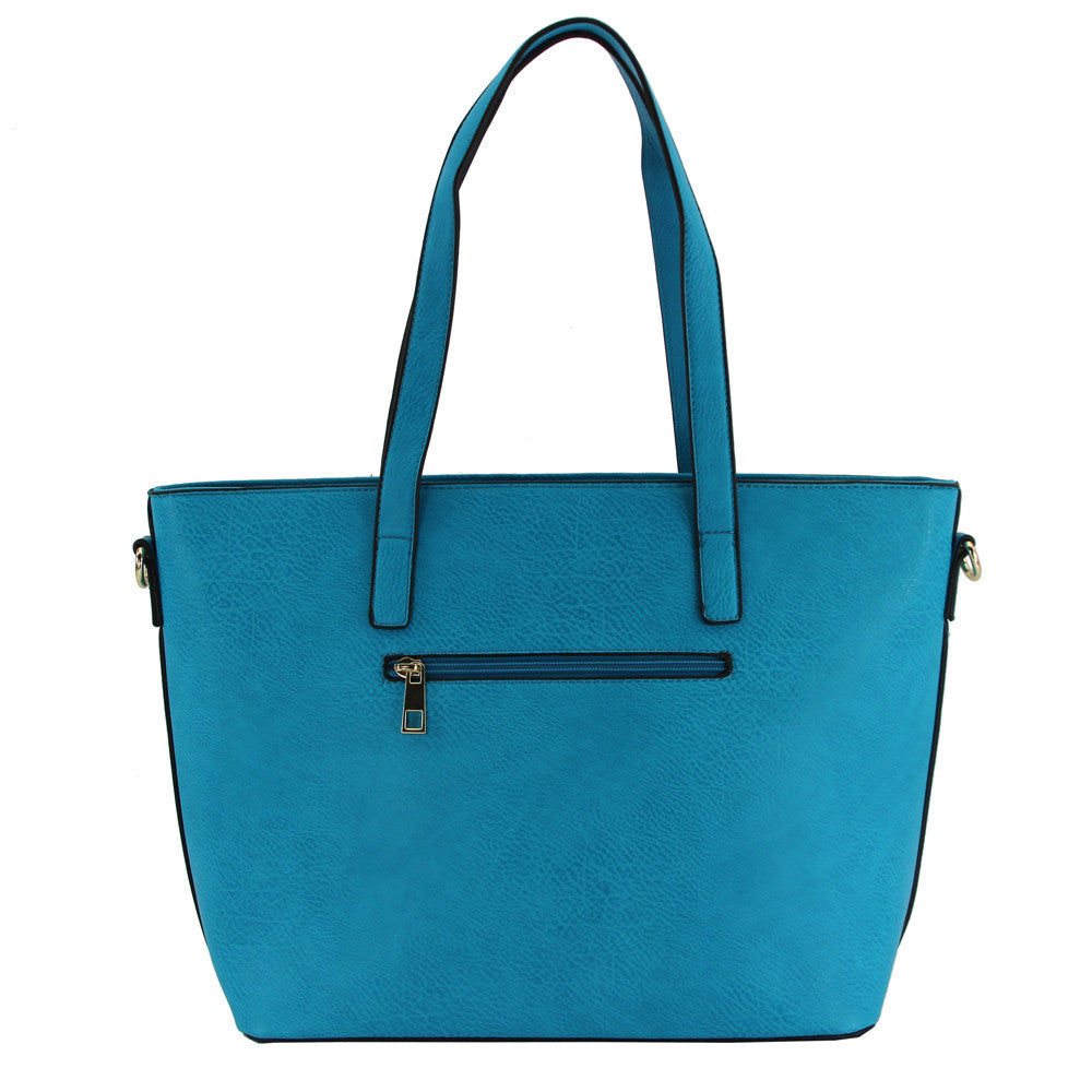 Robert Matthew 3-in-1 Ella Tote - Cobalt Blue