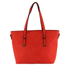 Robert Matthew 3-in-1 Ella Tote - Red Carpet
