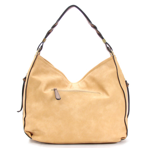 Robert Matthew Jocelyn Shoulder Bag - Sandstone
