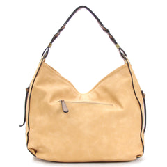 Robert Matthew Jocelyn Shoulder Bag - Sandstone - Robert Matthew Handbags and Fashion