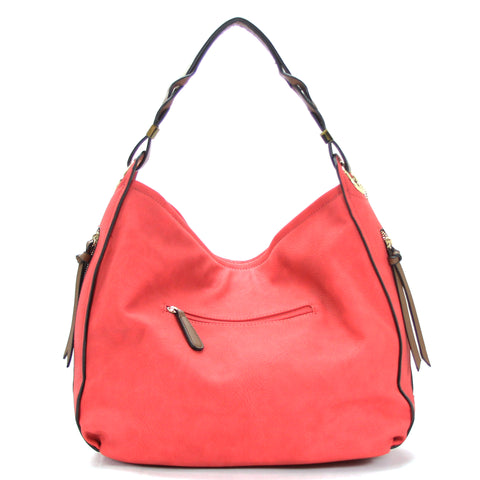 Robert Matthew Jocelyn Shoulder Bag - Red Carpet