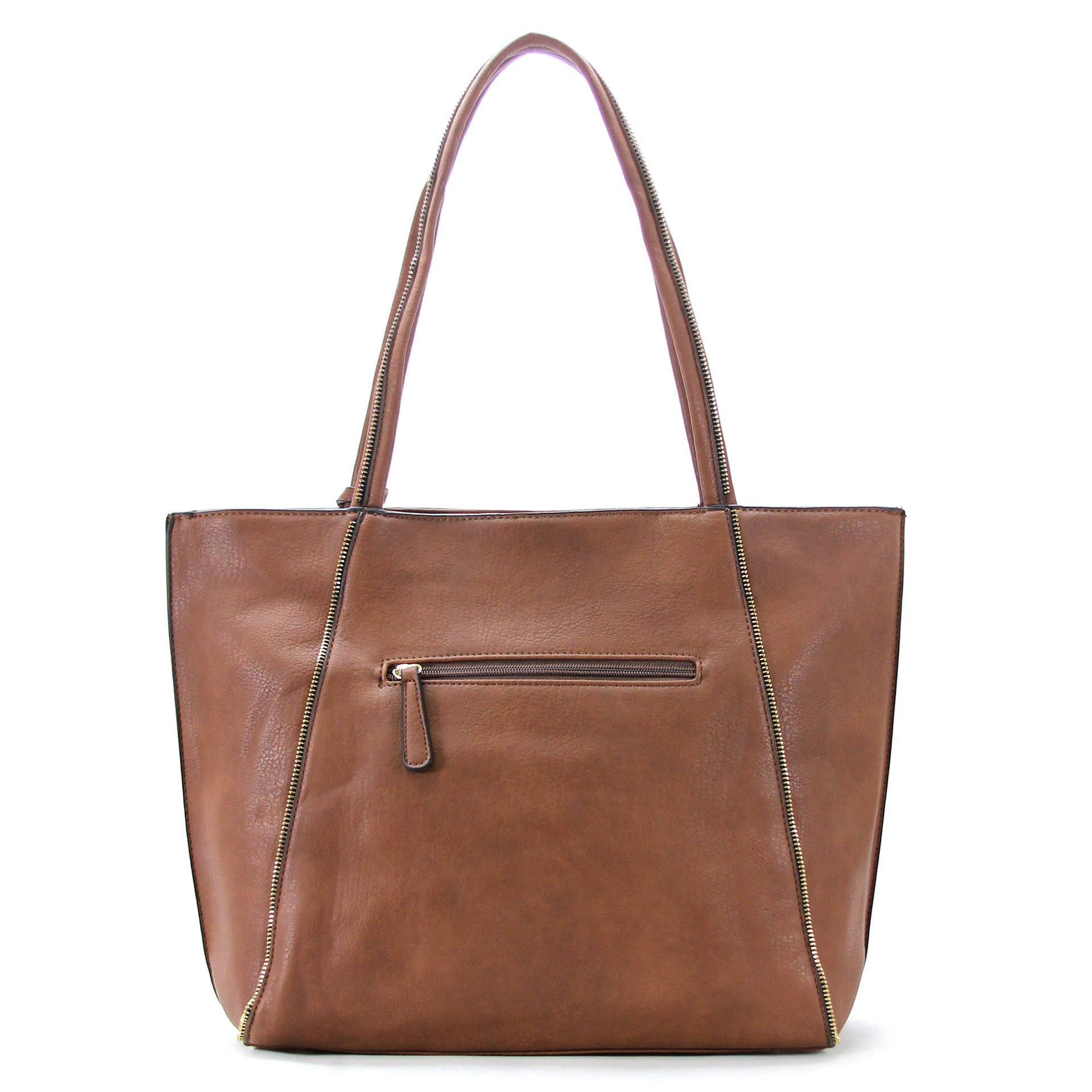 Robert Matthew Jordan Tote - Coffee - Robert Matthew Handbags and Fashion