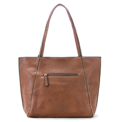 Robert Matthew Jordan Tote - Coffee - Robert Matthew  - 2