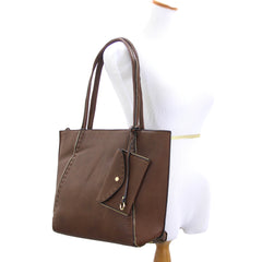 Robert Matthew Jordan Tote - Coffee - Robert Matthew  - 4