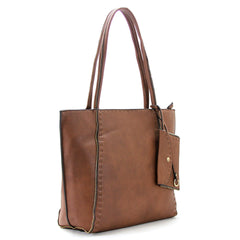 Robert Matthew Jordan Tote - Coffee - Robert Matthew  - 5
