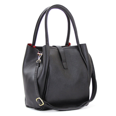Robert Matthew Selena Tote - Black
