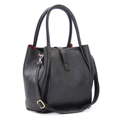 Robert Matthew Selena Shoulder Bag - Black - Robert Matthew  - 2