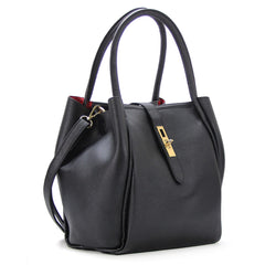 Robert Matthew Selena Shoulder Bag - Black - Robert Matthew  - 3