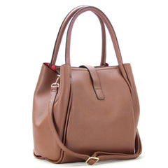 Robert Matthew Selena Tote - Chocolate - Robert Matthew  - 4