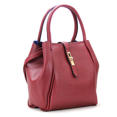 Robert Matthew Selena Tote - Scarlett - Robert Matthew Handbags and Fashion