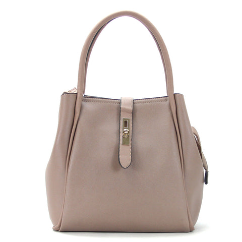 Robert Matthew Selena Tote - Nude - Robert Matthew Handbags and Fashion