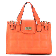 Robert Matthew Hayden Shoulder Tote in Orange - Robert Matthew  - 1