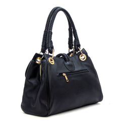 Robert Matthew Kate Shoulder Bag - Black - Robert Matthew Handbags and Fashion