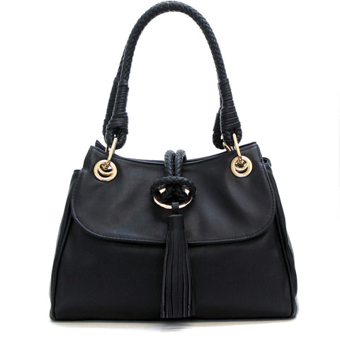 Robert Matthew Kate Shoulder Bag - Black - Robert Matthew  - 1