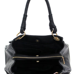 Robert Matthew Kate Shoulder Bag - Black - Robert Matthew  - 3