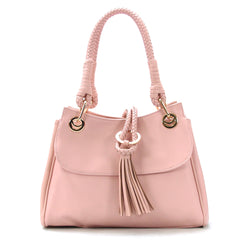 Robert Matthew Kate Shoulder Bag - Pale Pink - Robert Matthew  - 1