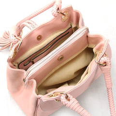 Robert Matthew Kate Shoulder Bag - Pale Pink - Robert Matthew  - 3