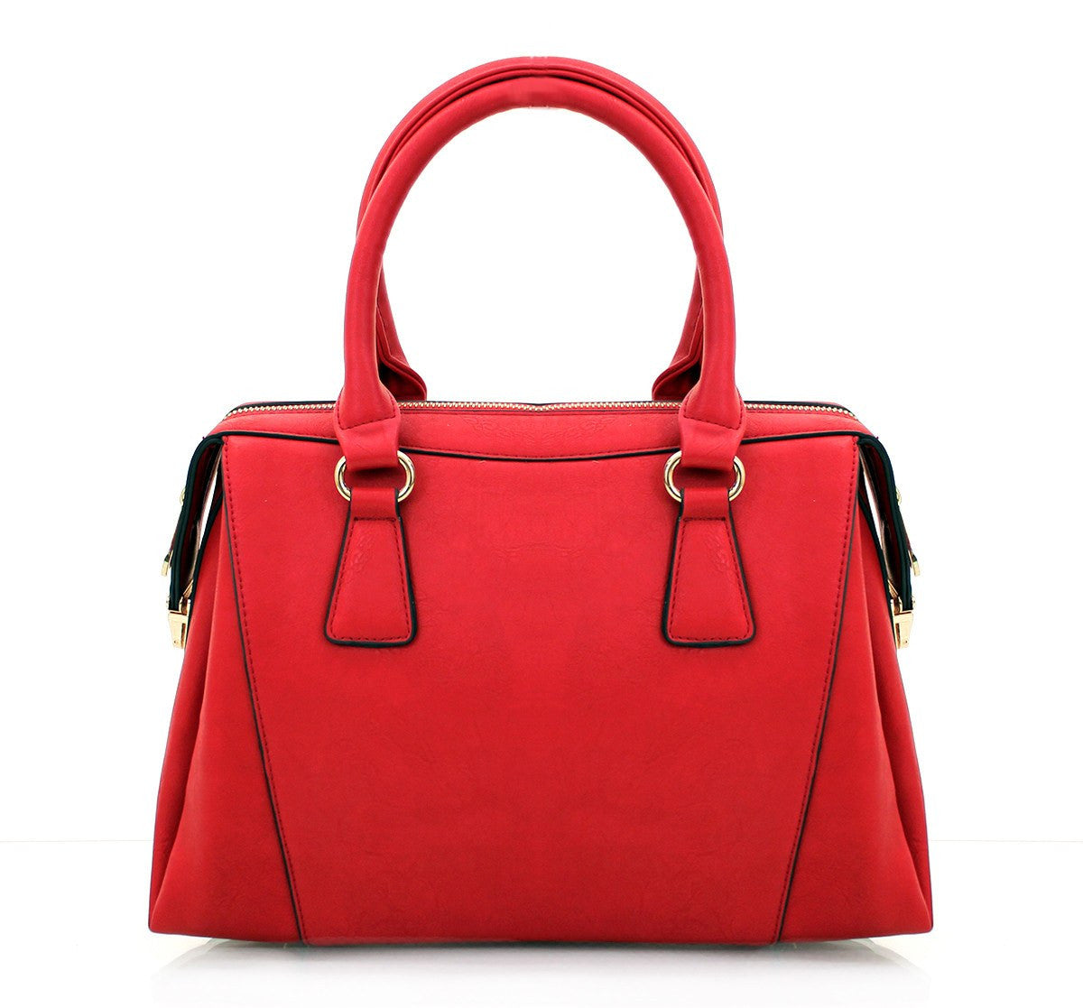 Robert Matthew Rachel Tote   Cherry