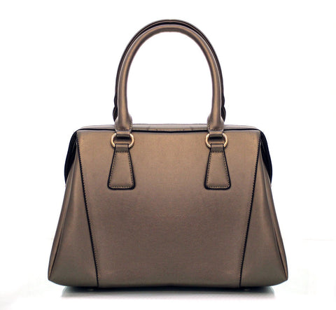 Robert Matthew Rachel Tote - Metallic Copper