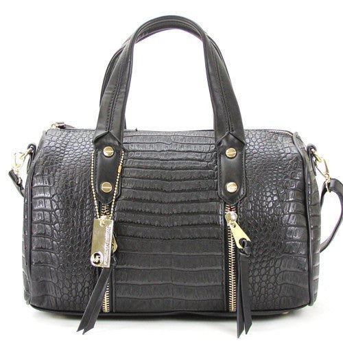 Robert Matthew Sienna Tote   Black