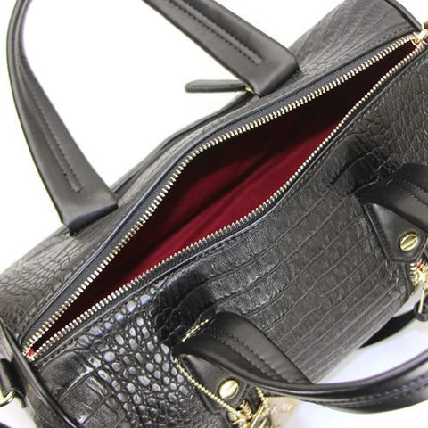 Robert Matthew Sienna Tote - Black