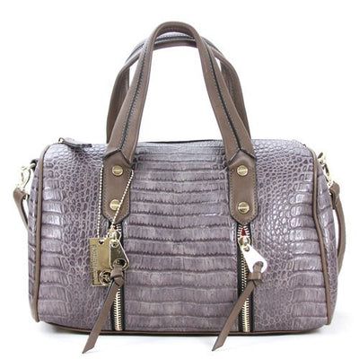 All Styles,Totes,New Arrivals,Shoulder Bags,Tote,Shoulder Bag,Bag - Robert Matthew Sienna Tote - Deep Amethyst