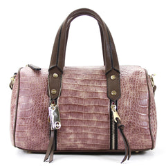 All Styles,Totes,New Arrivals,Shoulder Bags,Tote,Shoulder Bag,Bag - Robert Matthew Sienna Tote - Strawberry Ice